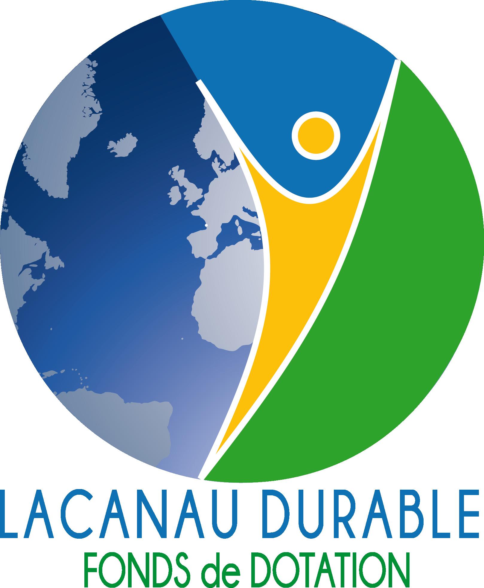 Logo Lacanau durable